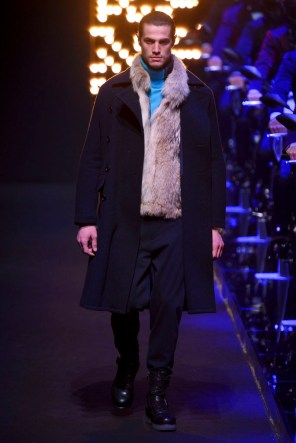 Dirk Bikkembergs Men's Fall 2016