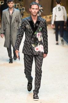 Dolce Gabbana FW 16 Milan (19)