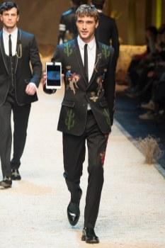 Dolce Gabbana FW 16 Milan (24)