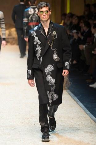 Dolce Gabbana FW 16 Milan (30)