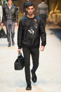 Dolce Gabbana FW 16 Milan (34)