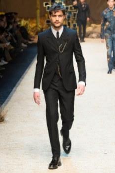 Dolce Gabbana FW 16 Milan (41)