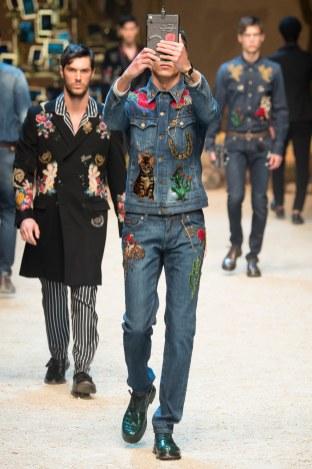 Dolce Gabbana FW 16 Milan (46)