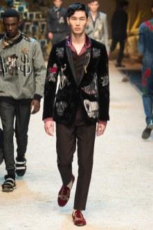 Dolce Gabbana FW 16 Milan (49)