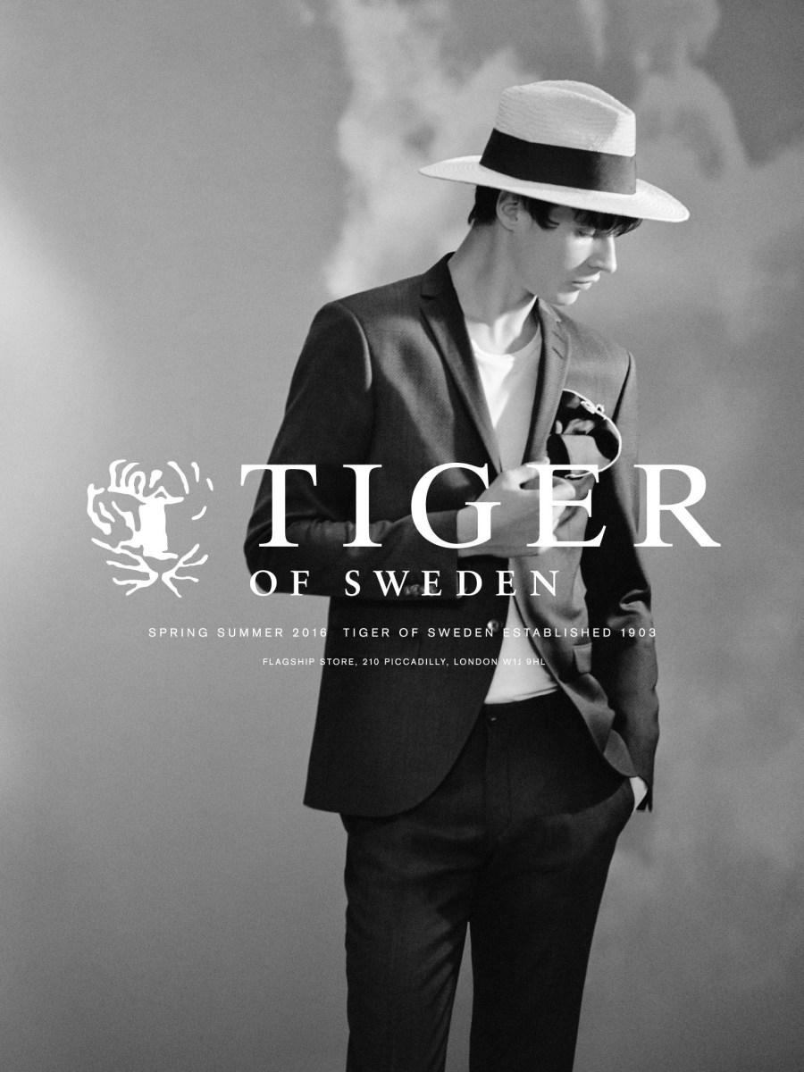 Tiger of Sweden - Spring/Summer 2016
