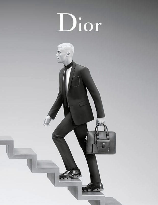 Dior Homme Spring:Summer 2016 Campaign (1)