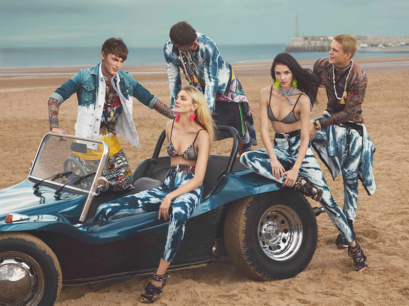 Dsquared2 Spring:Summer 2016 Campaign (10)