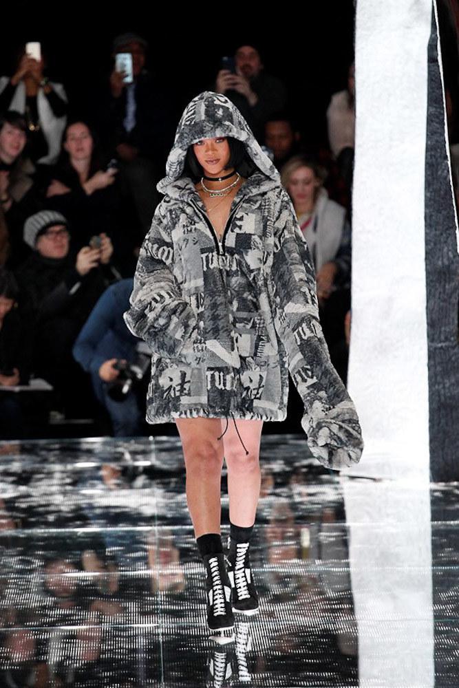 Fenty x Puma by Rihanna Fall 2016 Ready-to-Wear (10)