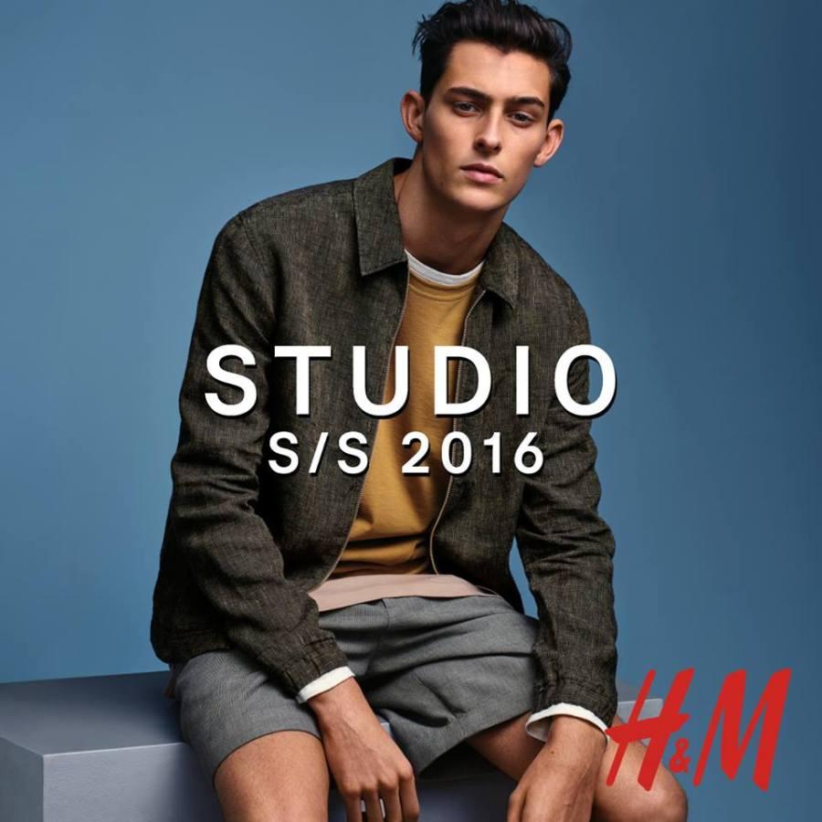 H&M Studio SS 2016