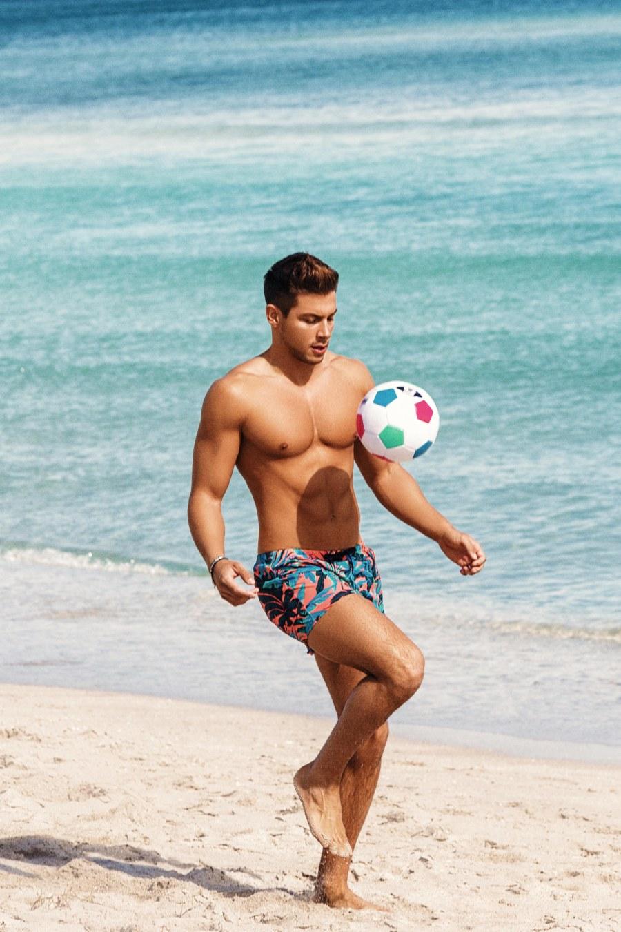 Life's A Beach - Andrea Denver @ Wilhelmina Models Miami - By Alex Jackson - 5