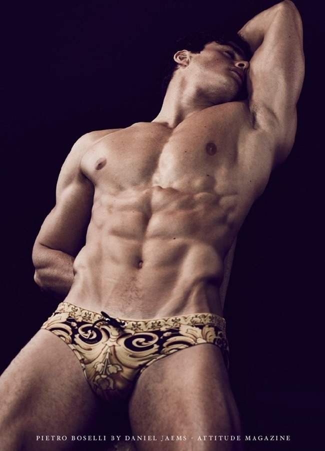 Top Model Pietro Boselli by Daniel Jaems (1)