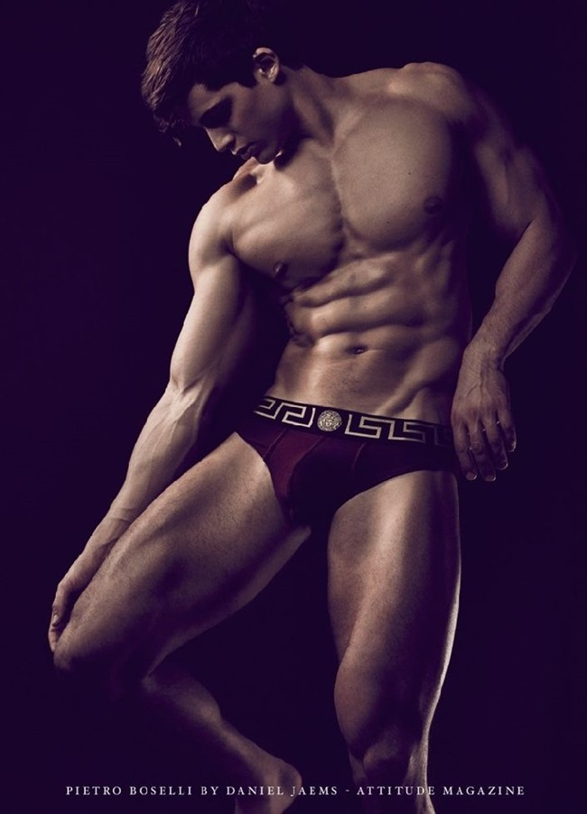 Top Model Pietro Boselli by Daniel Jaems (2)