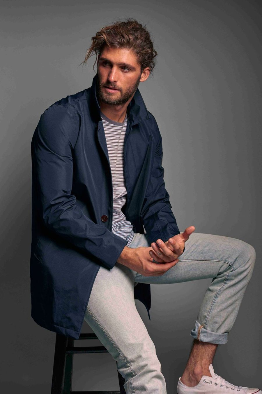 ABERCROMBIE & FITCH GETS SLEEK FOR SPRING:SUMMER 2016 (2)