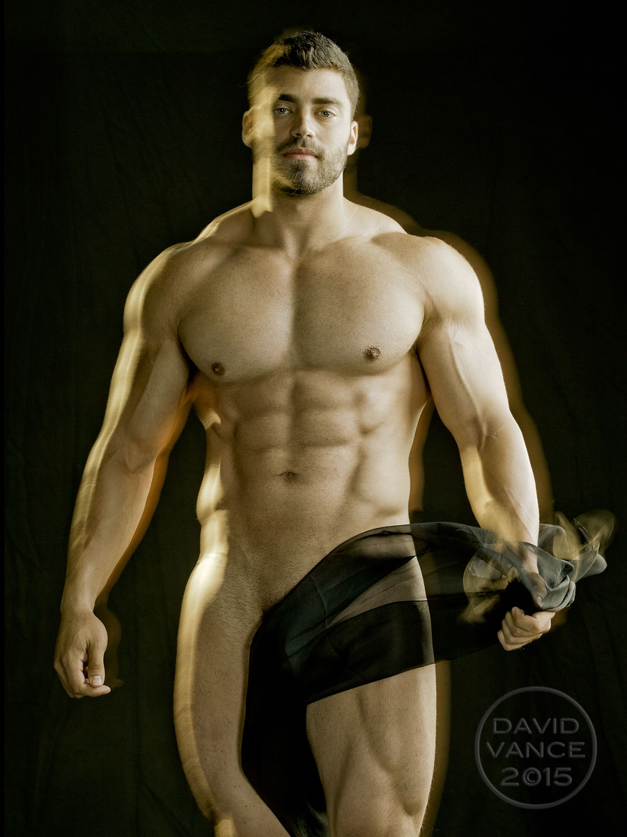 The word 'hunk' is defined as a handsome man with a well-developed physique. There's no one more deserving of the hunk moniker than Alexander Yunayev. These photos of fitness model Alexander were taken by Florida based photographer and Heartthrob Hero favorite David Vance.