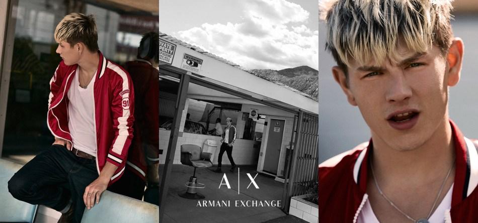 Armani Exchange S:S 16 Campaign (9)