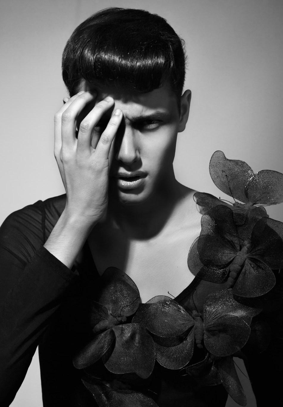 Daniel Jordá by Jose Martinez - Fashionably Male