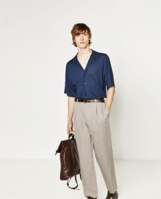 Mans Studio Collection Zara 2016 (15)