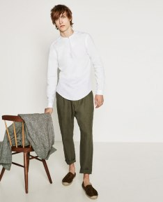 Mans Studio Collection Zara 2016 (2)
