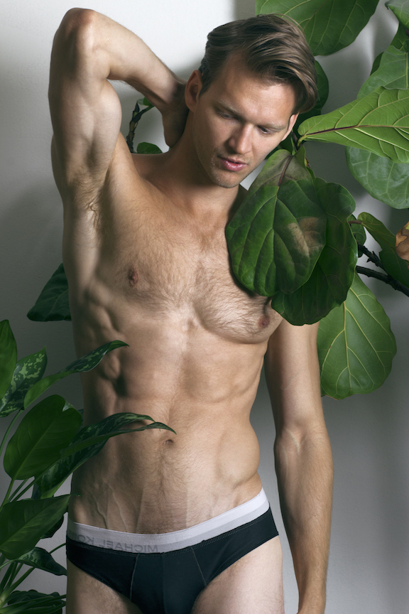 Introducing Major Model Todd Elkins portrayed by talented photographer Eric Pietrangolare.