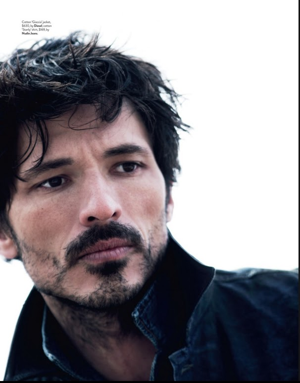 Andrés Velencoso in 'Survival Mode' for GQ Australia, March/April 2016. Photos by Todd Barry. Styled by Victoria Bartlett.
