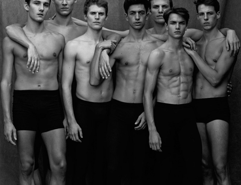 """They are """"les danseurs,"""" the professional male ballet dancers of the Paris Opera Ballet. They are the epitome of strength, their bodies acting as machines of poetry with each and every point of their toes."""
