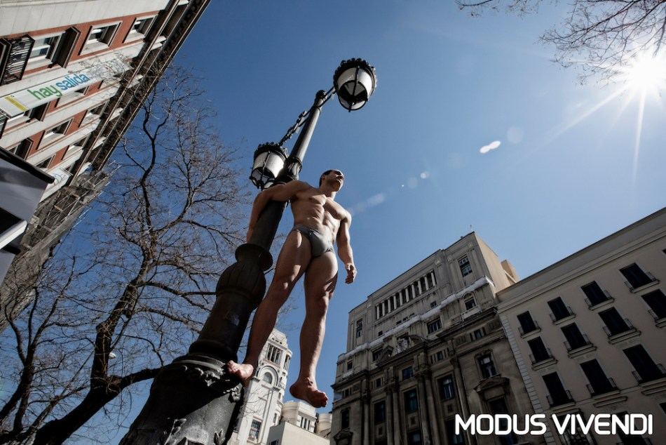 Innovation meets comfort. This could be a very short description of the new Hole Line by Modus Vivendi. The third line of its extensive Spring-Summer 2016 collection and certainly one of the most sexy and innovative released from the Greek brand this year.