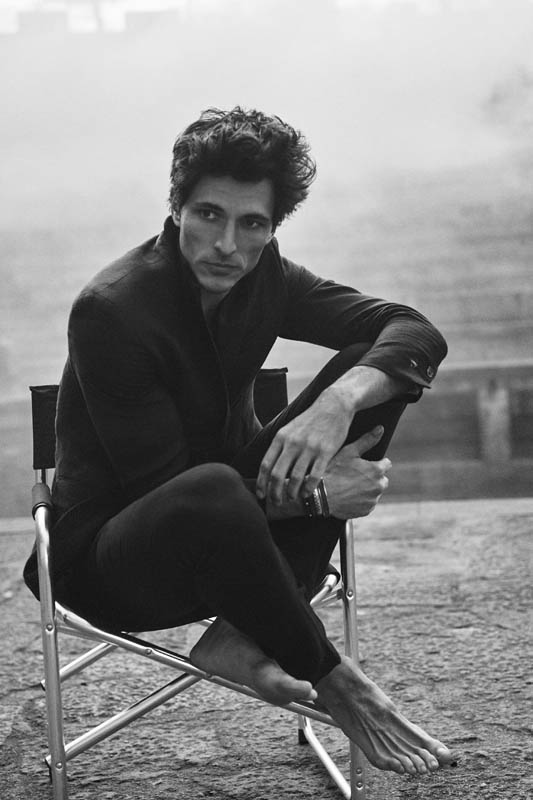Sight Management proudly shares the new fashion ed at Massimo Dutti 'Hamlet' Lookbook played by talented Spanish model Andrés Velencoso captured by Hunter & Gatti.
