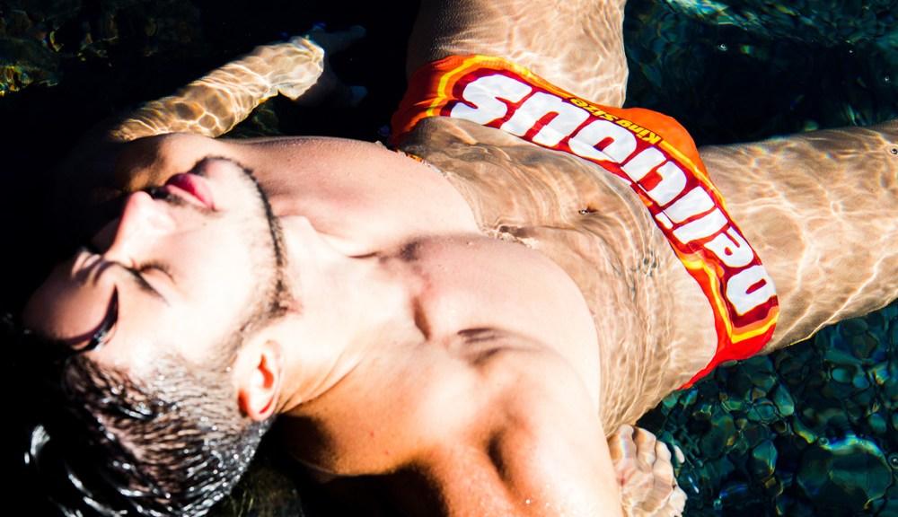 Credits: Photos: Adrian C. Martin Models: Adrian HC / Esau García Swimwear: BoysGetWet (www.boysgetwet.com)