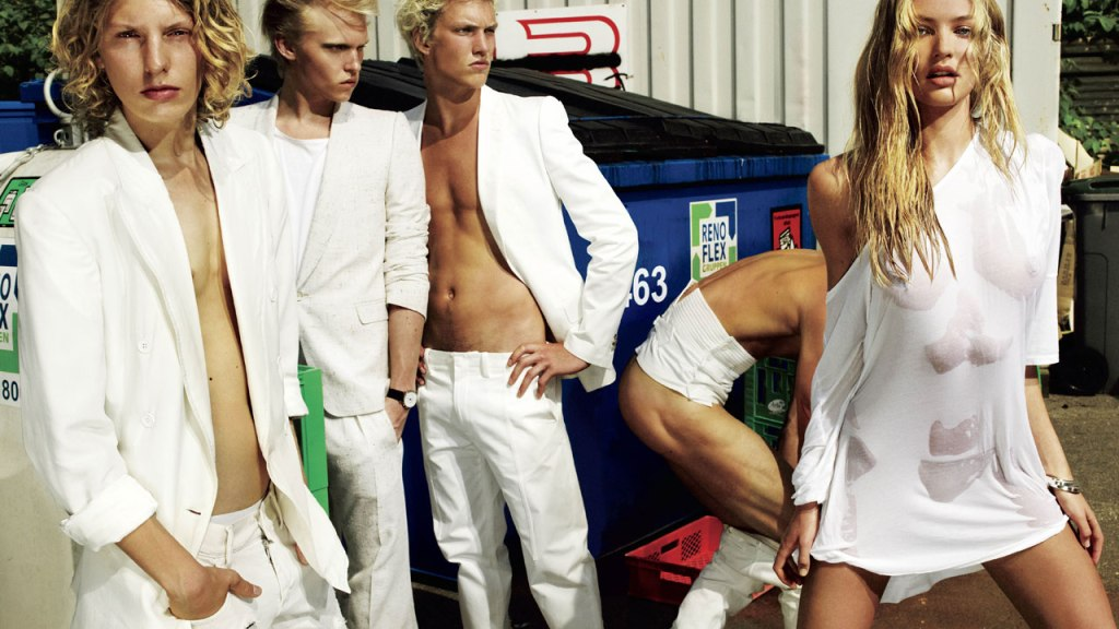 In honor of Mario Testino's new exhibition in Copenhagen, we are throwing it back to his story with Candice Swanepoel where the duo found sun and scandal in the Danish city for VMAN20: http://trib.al/2njYZtO