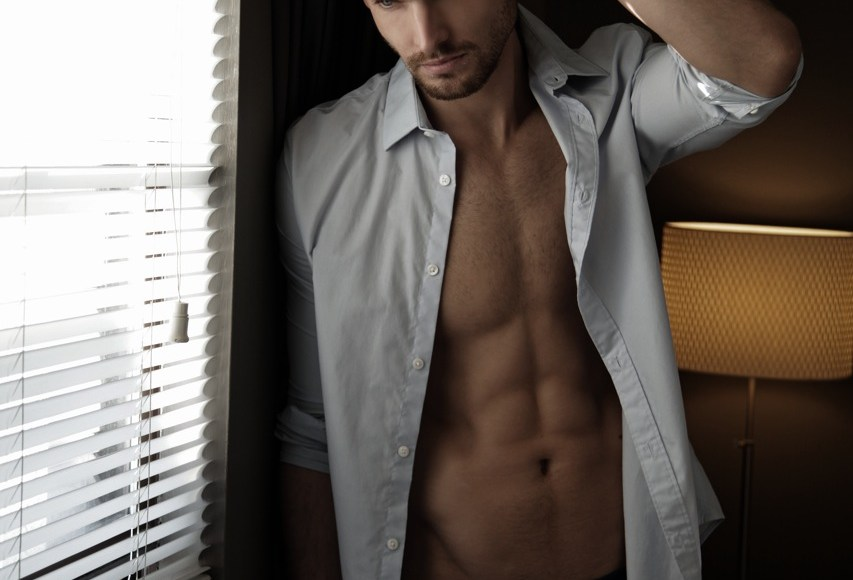 Exciting to present Croatian hottie model Mario Skaric shot by Thomas Synnamon in New York.