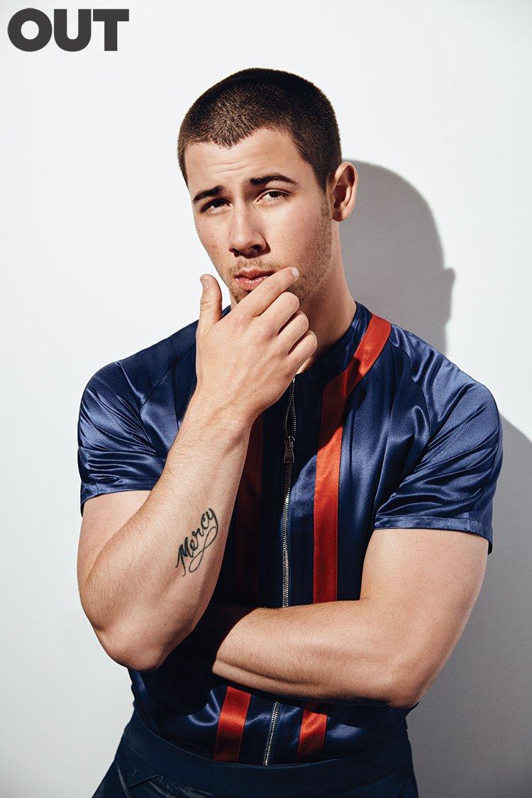 Nick Jonas by Doug Inglish for OUT Magazine (5)