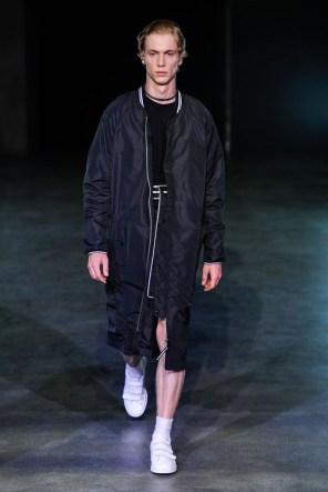22/4 Hommes show, spring summer 2017, Paris Men's Fashion Week, France - 24 June 2016