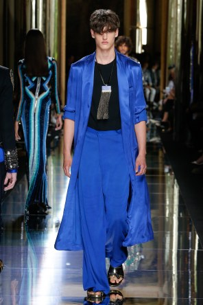 BALMAIN MENSWEAR SPRING SUMMER 2017 PARIS (68)