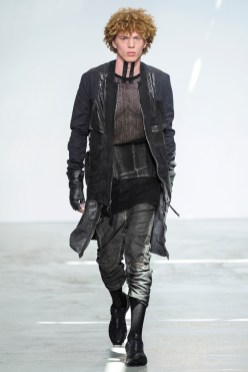Boris Bidjan Saberi show, spring summer 2017, Paris Men's Fashion Week, France - 23 June 2016