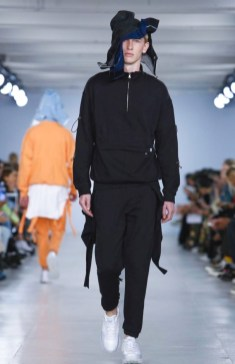 CHRISTOPHER SHANNON MENSWEAR SPRING SUMMER 2017 LONDON (10)