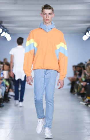 CHRISTOPHER SHANNON MENSWEAR SPRING SUMMER 2017 LONDON (7)