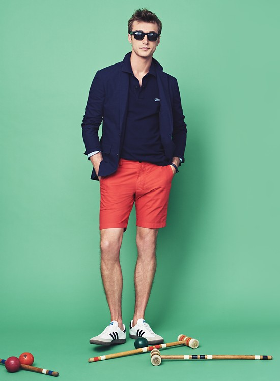 Perfect imagery for Father's Day shop the new J.Crew Summer 2016 Party Playbook. This is a great option, dads are complex—shopping for them shouldn't be. Stars by lovely Clément Chabernaud who has been the image during 2015 and 2016.