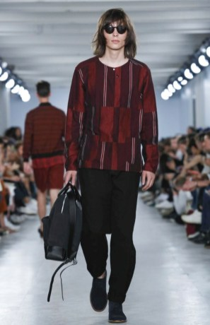 OLIVER SPENCER MENSWEAR SPRING SUMMER 2017 LONDON (12)