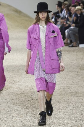 SACAI MENSWEAR SPRING SUMMER 2017 PARIS (1)