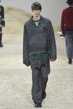 SACAI MENSWEAR SPRING SUMMER 2017 PARIS (17)