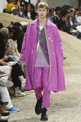 SACAI MENSWEAR SPRING SUMMER 2017 PARIS (4)