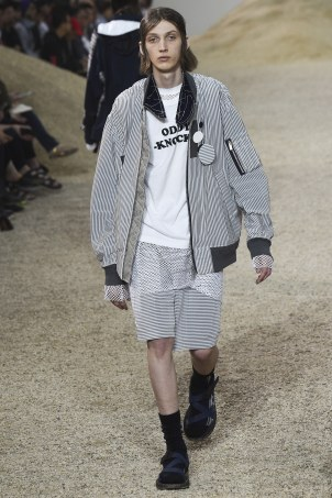 SACAI MENSWEAR SPRING SUMMER 2017 PARIS (42)