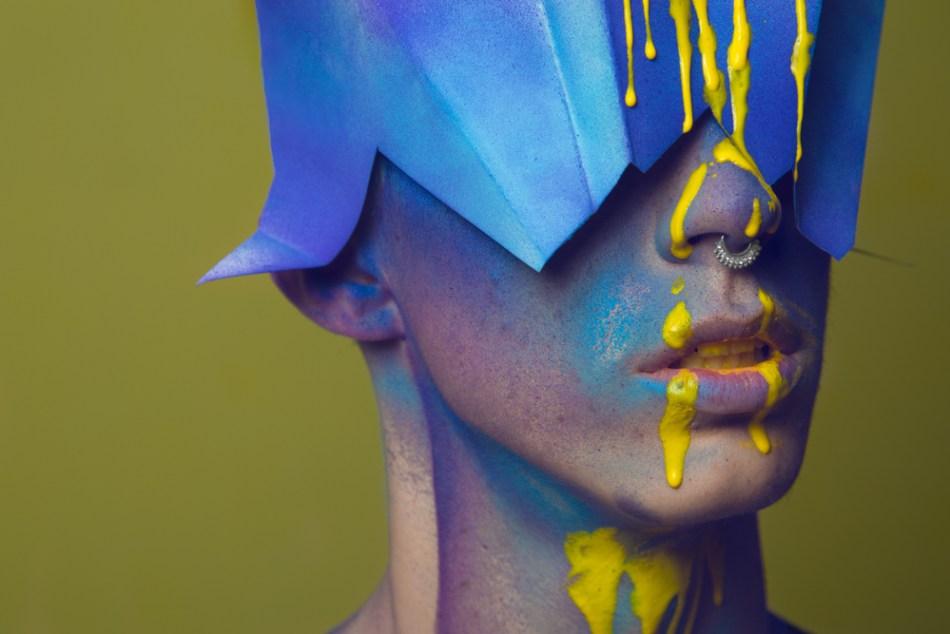 Beauty portrait taken by photographer René de la Cruz featuring Paul Walker from New Models Agency.