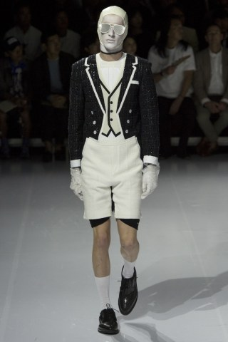THOM BROWNE MENSWEAR SPRING SUMMER 2017 PARIS (37)