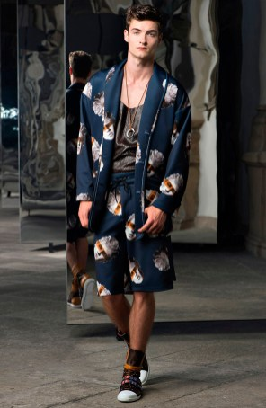 TRUSSARDI MENSWEAR SPRING SUMMER 2017 MILAN (12)