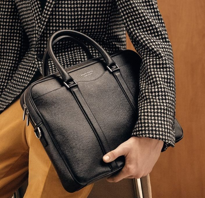 Discover the new men's accessories collection from BOSS: www.hugoboss.com/mw-new-arrivals
