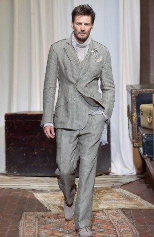 JOSEPH ABBOUD MENSWEAR SPRING SUMMER 2017 NEW YORK (16)