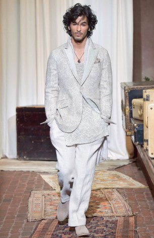 JOSEPH ABBOUD MENSWEAR SPRING SUMMER 2017 NEW YORK (7)
