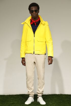 Nautical Men's RTW Spring 2017