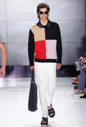 Timo Weiland Men's RTW Spring 2017